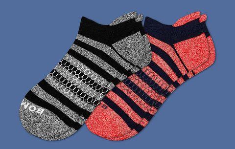 Bombas Rugby Stripe Socks