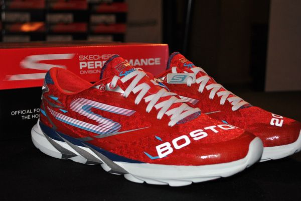 Skechers announces GOmeb Speed 3 for the 2015 Boston