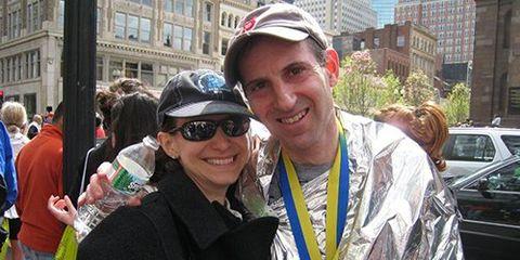 Boston Marathon Spectating - Grinspoons