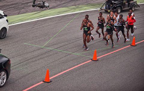 08750f00e7ca Best Social Media Reactions to Nike s Sub-2 Run
