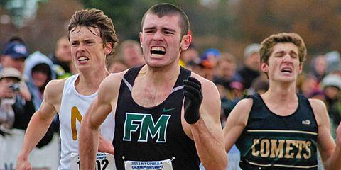 Running Times High School Athlete of the Week, November 13, 2013