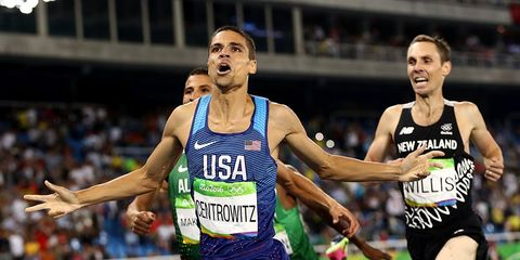 Matthew Centrowitz in Rio Olympics