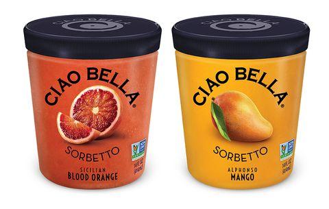 Ciao Bella sorbet