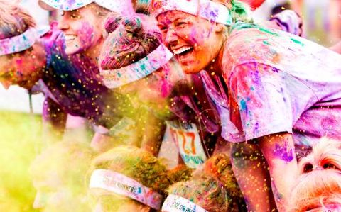 11 Songs to Color Your Run