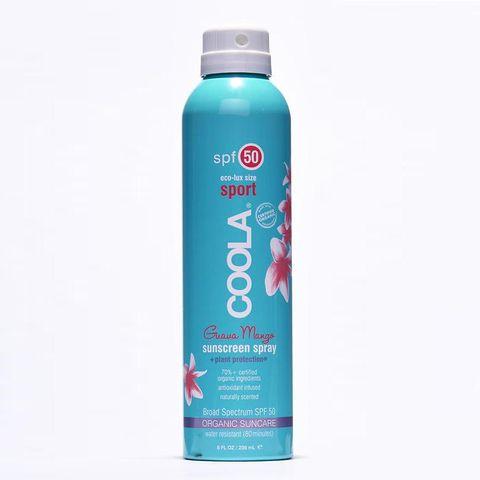 COOLA Sport Guava Mango Sunscreen Spray