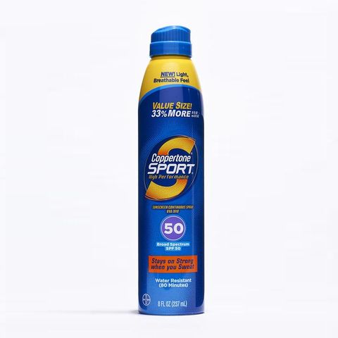 Coppertone Sport High Performance Spray
