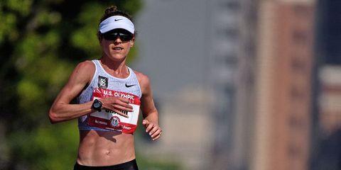 Amy Cragg, Olympic marathon qualifier