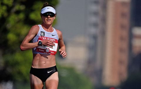 Amy Cragg, Olympic marathon qualifier