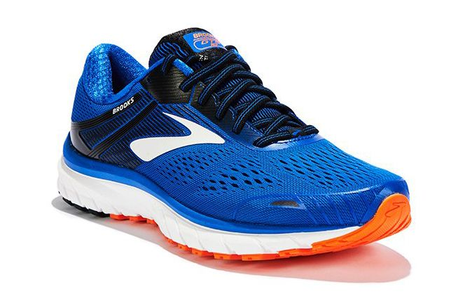 on a New Pair of Brooks Adrenaline GTS 18s