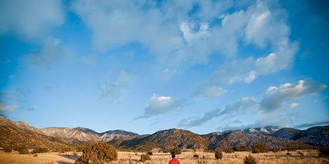 Sky, Cloud, Plant community, Landscape, Ecoregion, Cumulus, Grassland, Wilderness, Shrubland, Fell,