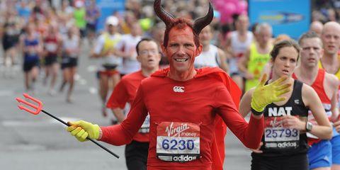 devil runner