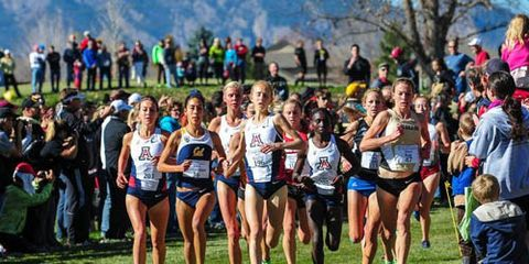 College Division I Championships - Women