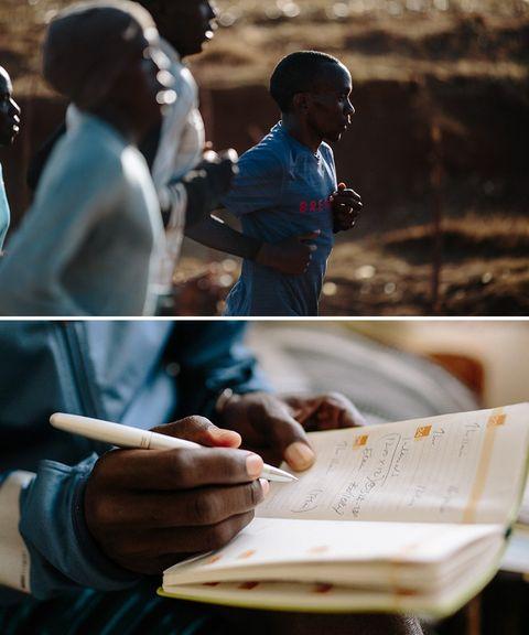 What Nike's Breaking2 Team Learned in Africa