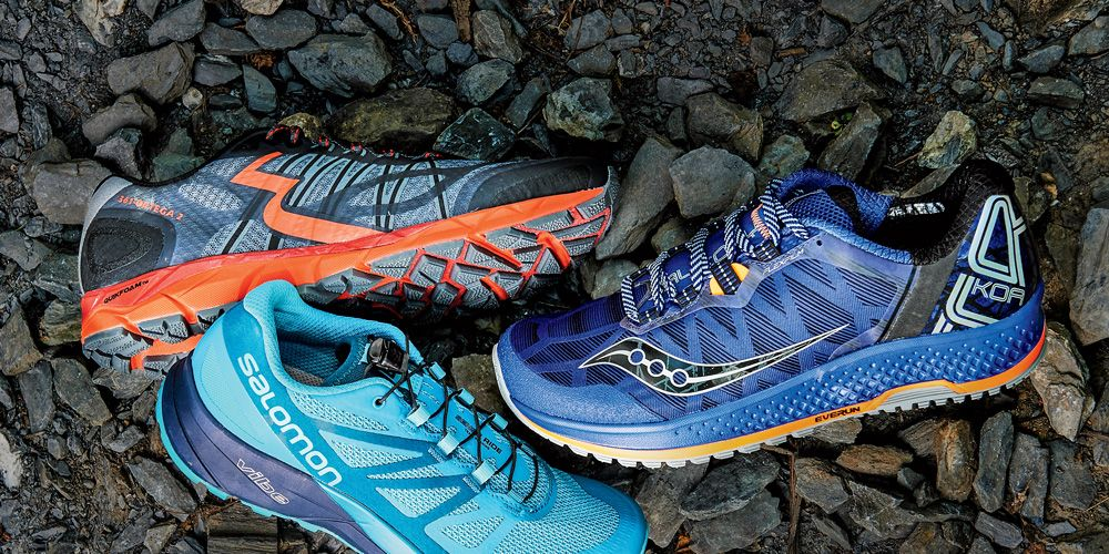 c2f150f2d6419 Runner s World 2017 Fall Trail Shoe Guide