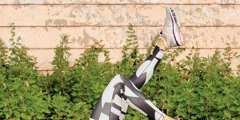 fashionable running attire