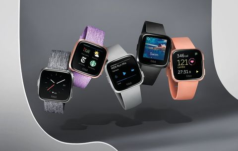 Fitbit Versa Smartwatch: First Look | Runner's World
