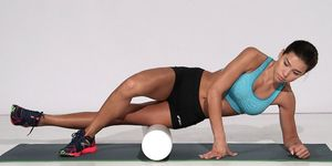 How to Use a Foam Roller ITB