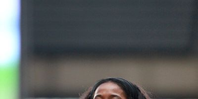 Jamaican sprinter Shelly-Ann Fraser-Pryce