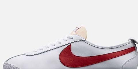 Footwear, Product, Shoe, White, Light, Logo, Carmine, Fashion, Beauty, Black,