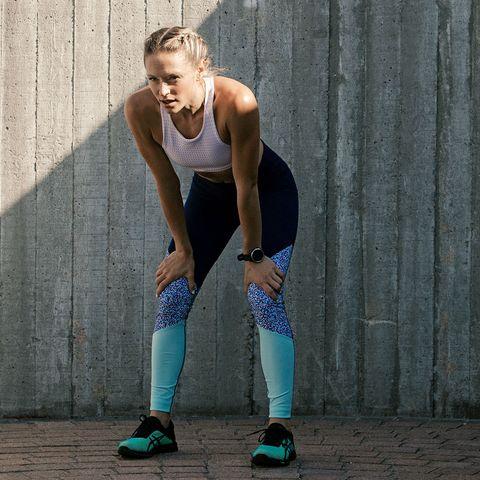 fitness goals for runners