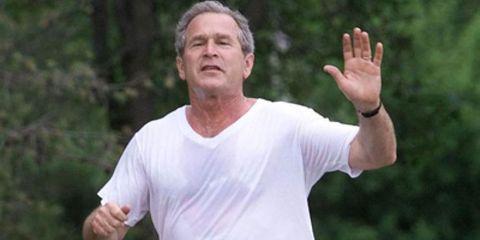 George W. Bush, 3:44:52