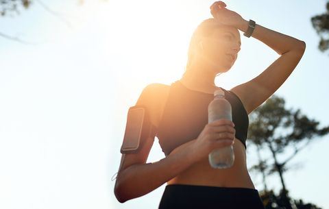 Help! I Can't Stand Running in the Heat