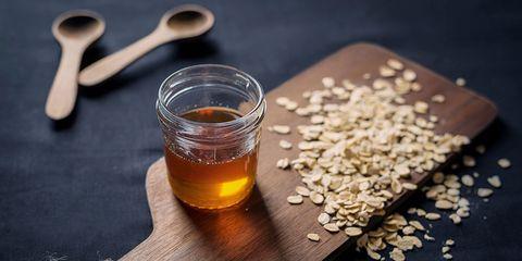 Food, Ingredient, Drink, Cuisine, Roasted barley tea,