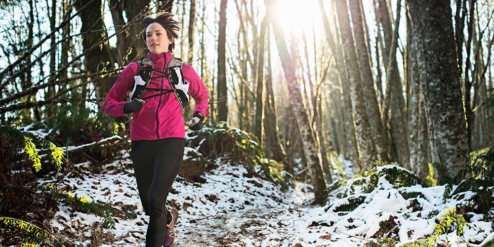 Winter Running Jackets