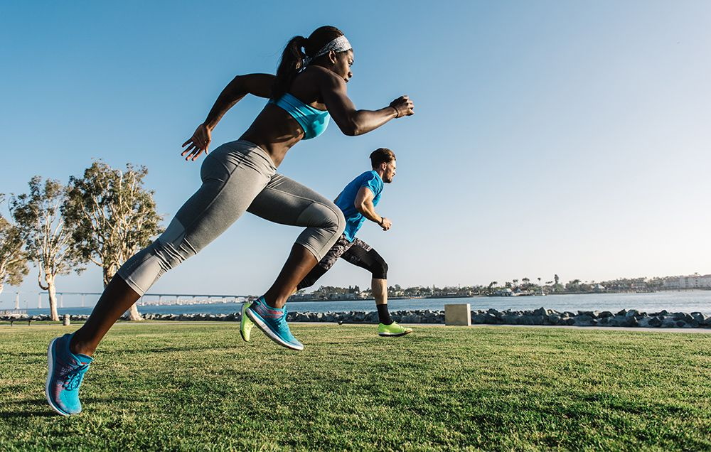4 Sprint Workouts That'll Increase Your Speed