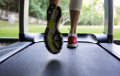 How Much Should You Use the Treadmill for Race Training?