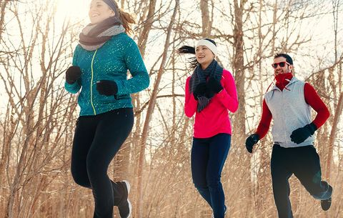 9 Great Ways to Keep Running Strong Through the Holidays