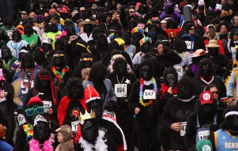 Denver Gorilla Run