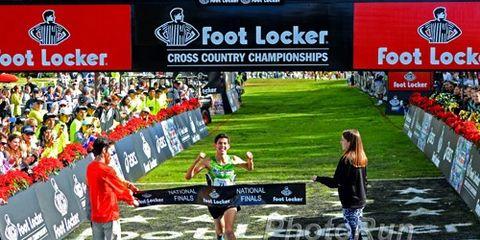 Grant Fisher Foot Locker 2014 Champ
