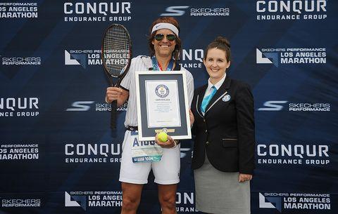 Guinness Tennis