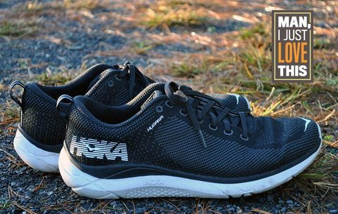 quite nice 4cc93 2a132 The Hoka One One Hupana Gives You an Extra Pop in Each Step ...