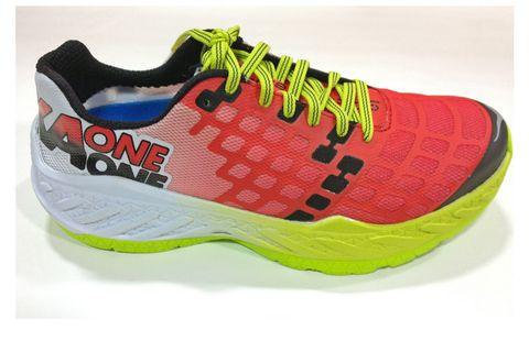 Footwear, Product, Yellow, Green, Shoe, Red, White, Sportswear, Athletic shoe, Magenta,