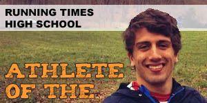 Mike McClemens, High School Athlete of the Week