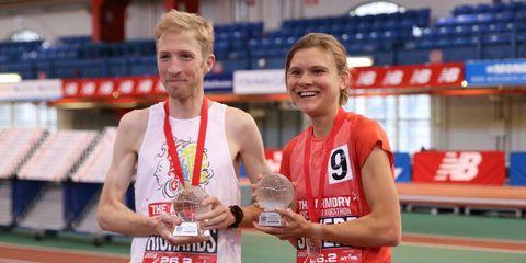 2018 Armory Marathon
