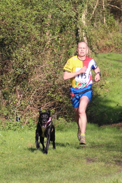 Canicross Pulls Runners To Unprecedented Paces | Runner's World