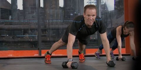 The IronStrength 20-Minute Core Workout