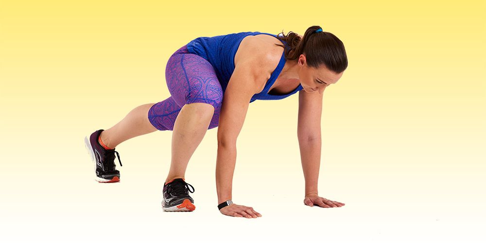 Try This 2-Minute Warm-Up Before Your Next Workout