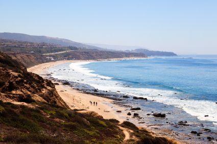 El Moro Crystal Cove Laguna Beach California
