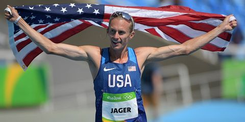 Evan Jager at 2016 Olympics