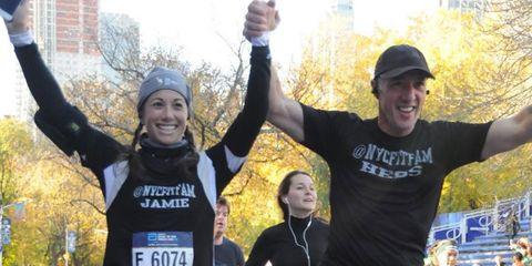 Jamie Krauss Hess Power Couple