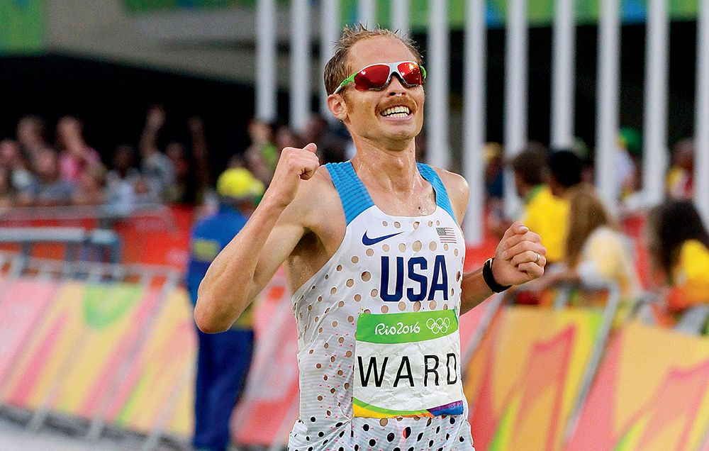 An Olympic Marathoner's Take on the Perfect Running Stride