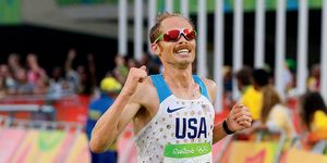 jared ward olympic race in rio