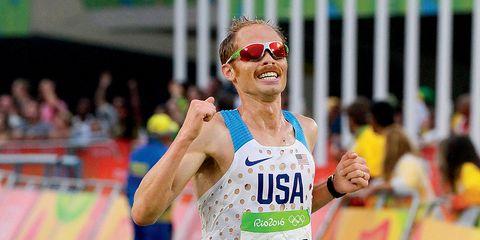 jared ward olympic race in rio
