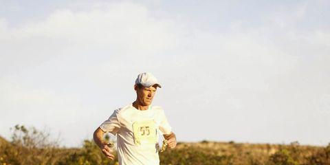 Jeff Creighton 2015 Catalina Island Marathon Winner