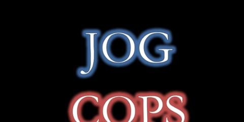 Jog Cops Logo