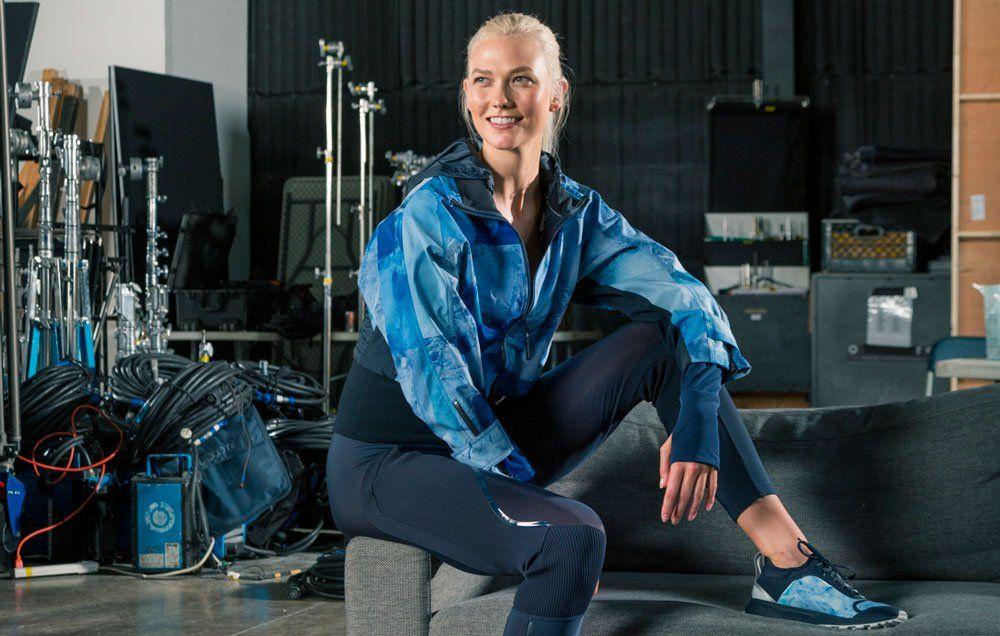Karlie Kloss Marathon Victoria S Secret Workout